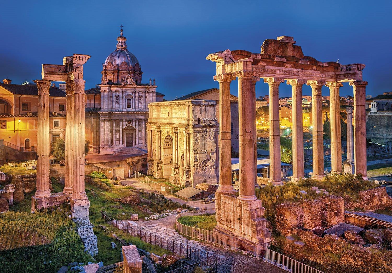 Foro romano - Roma. El Foro Romano