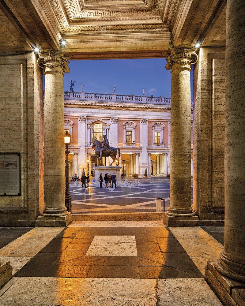 Museo Capitolino - Roma. Museos Capitolinos