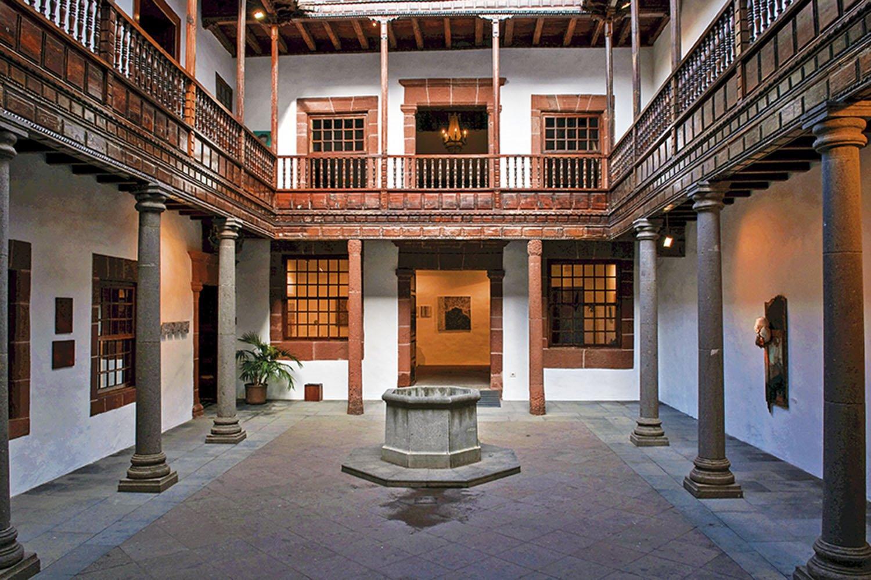 Casa Salazar - La Palma. La Casa Salazar