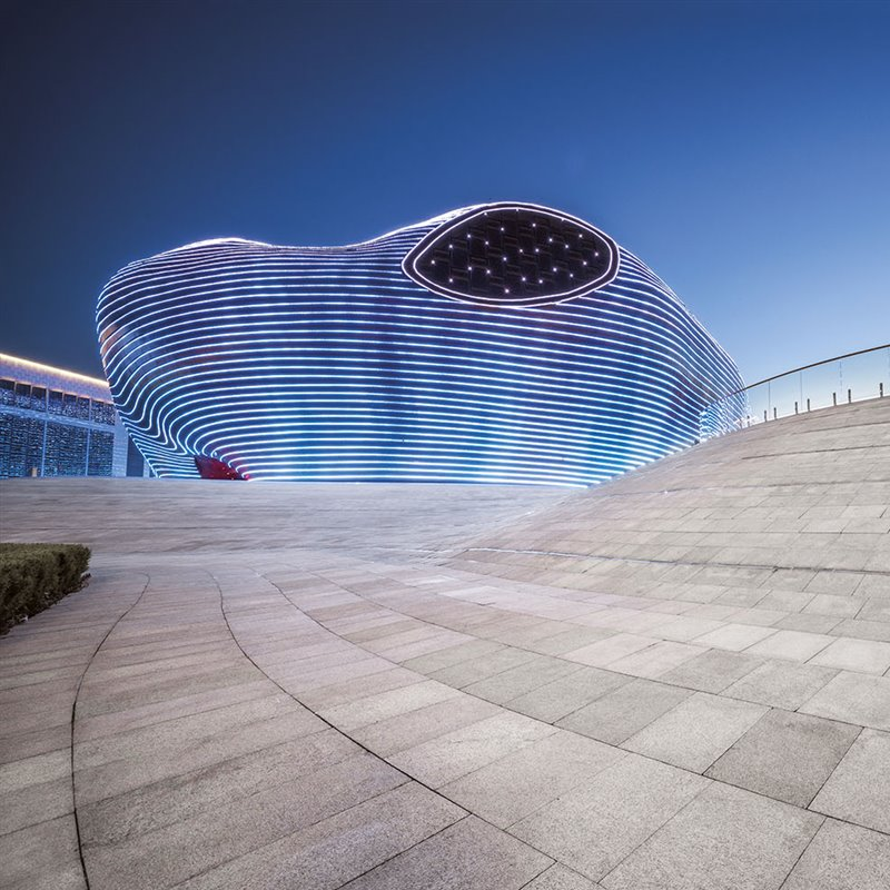 Museo Ordos - China