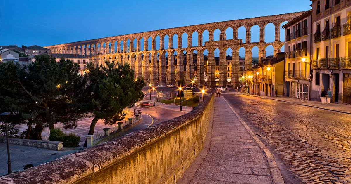 Image result for Acueducto segovia