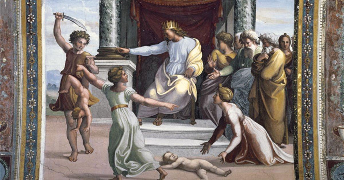 52be07bc43 David y Salomón