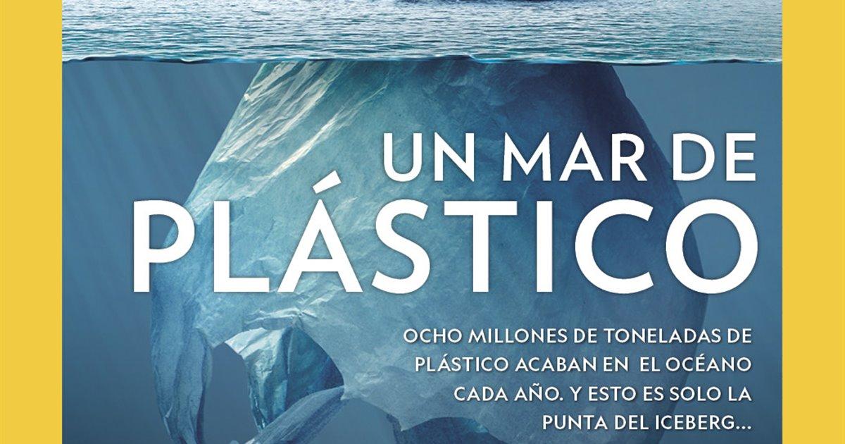f6c45b682 National Geographic y la lucha contra el plástico