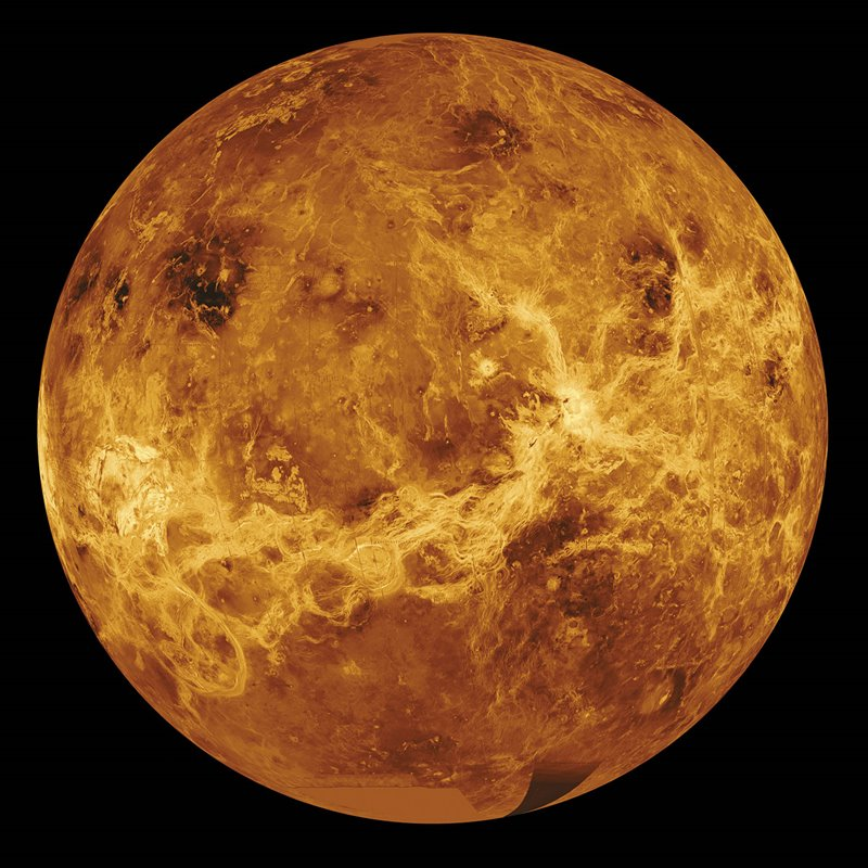 Las mil caras de Venus