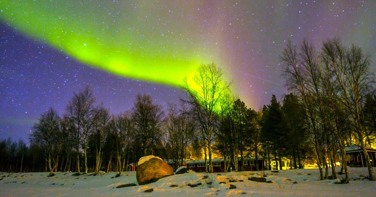 5 cosas que probablemente no sepas sobre las auroras boreales