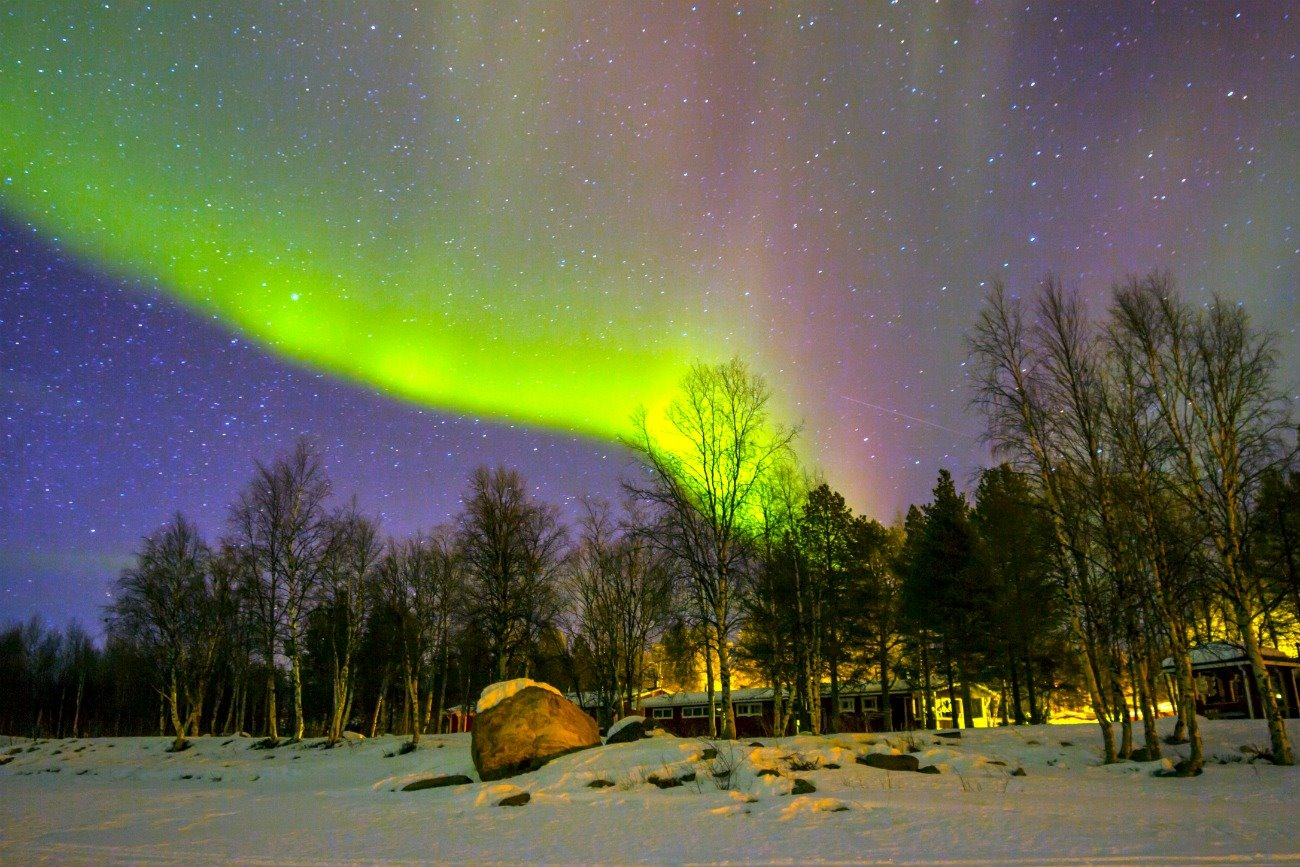Aurora Boreal. Â¿Es verdad que las auroras emiten sonidos?