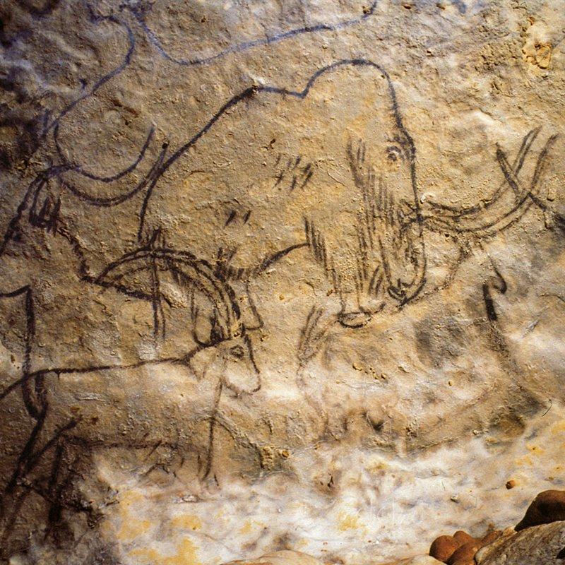 El mamut, rey de los animales en la Edad de Hielo