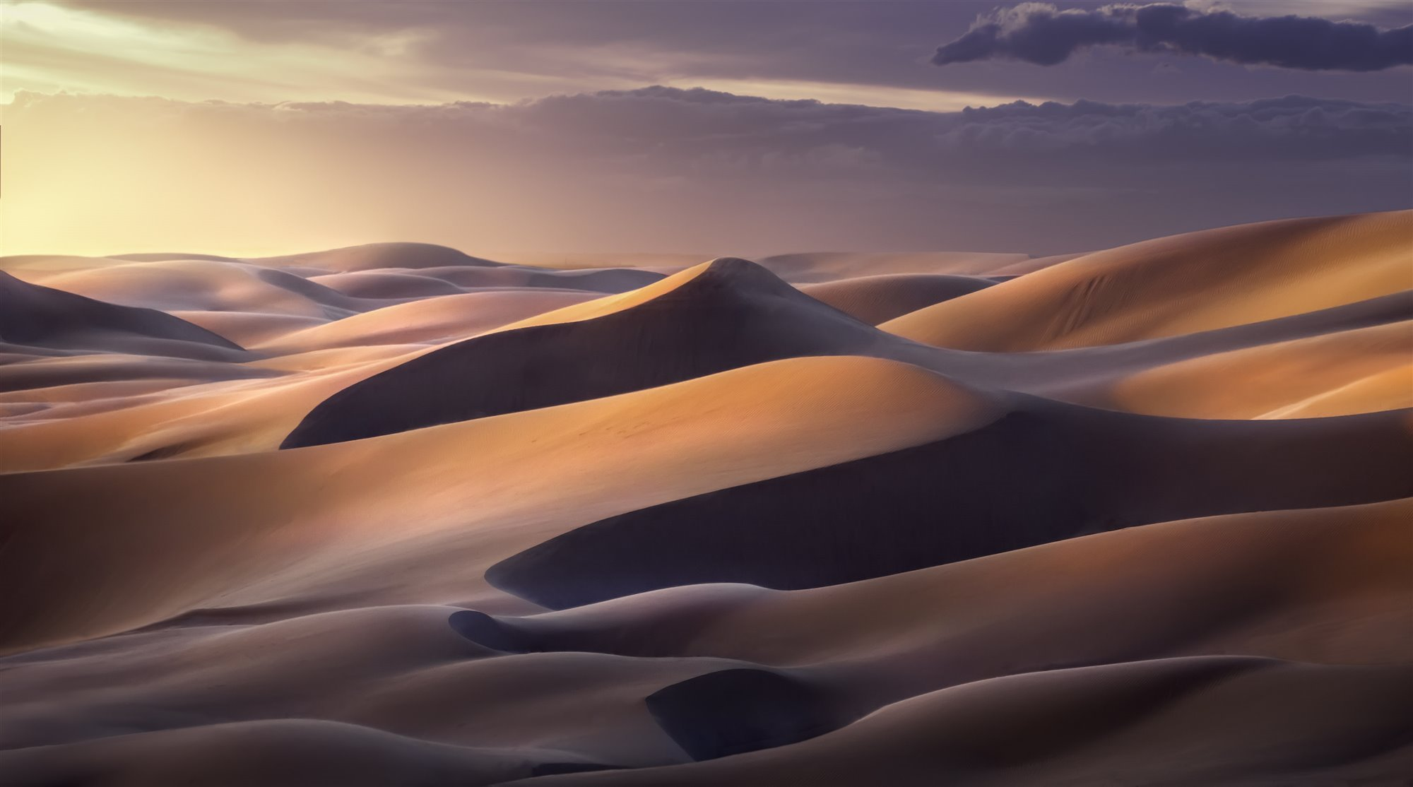 Imperial Dunes, California, USA