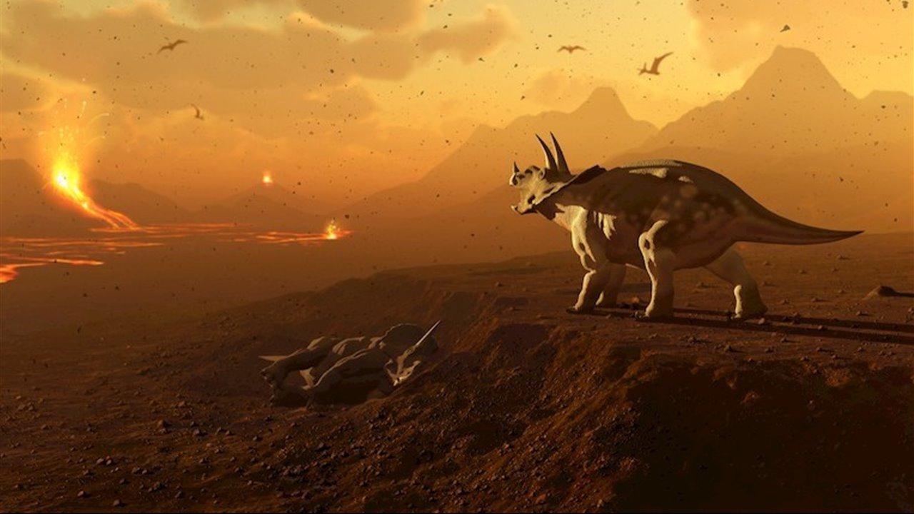 Meteorito o volcán: la extinción de los dinosaurios a debate