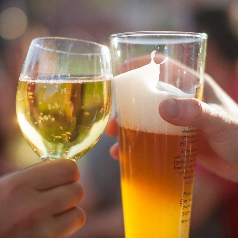 El orden del consumo de alcohol no cambia la resaca