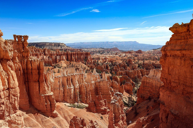 Los «hoodoos» del Bryce Canyon National Parkalexandre-godreau-431567-unsplash. Los «hoodoos» del Bryce Canyon National Park