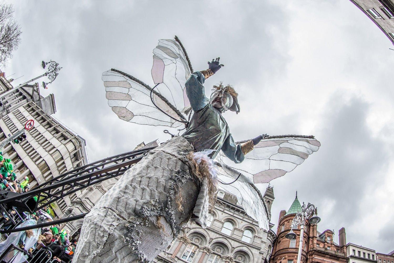 stpatricksfestival. El gran desfile de San Patricio