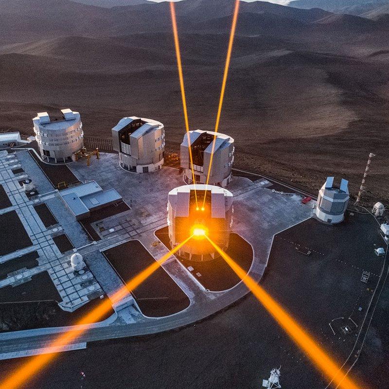 Así están buscando los científicos vida extraterrestre
