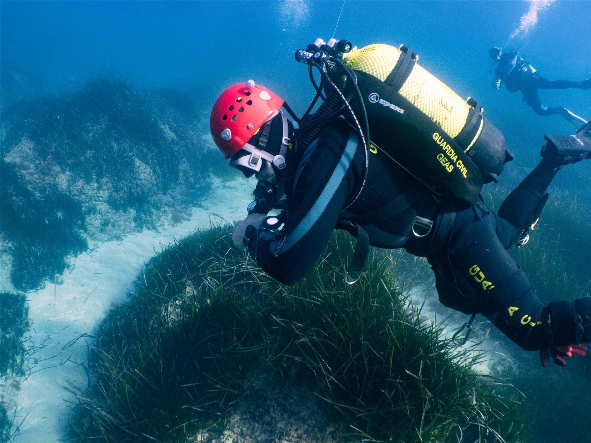 Hallazgo en el norte de Mallorca: un cargamento de tejas de una nave romana