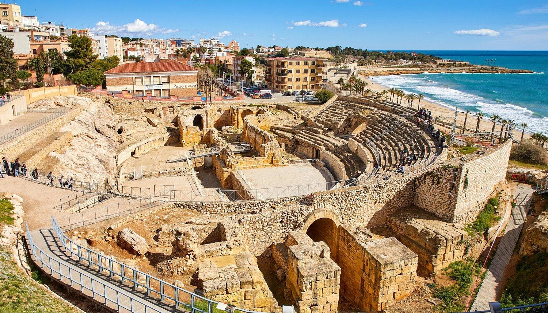Tarragona. El anfiteatro romano de Tarragona