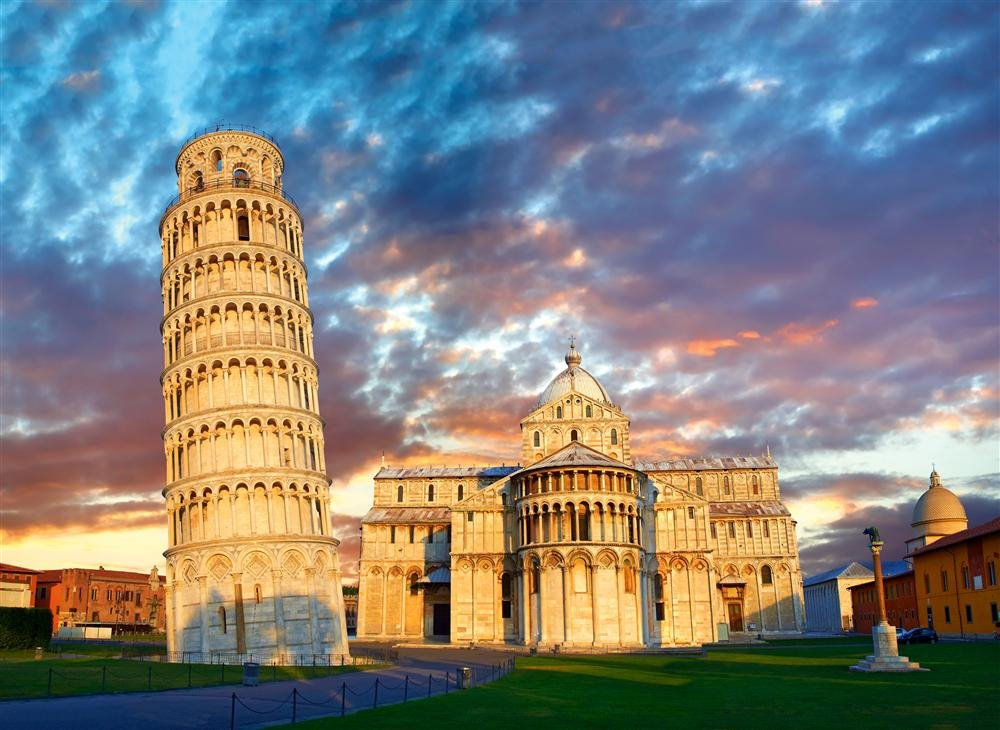 Y1X-1881469. Plaza del Duomo de Pisa