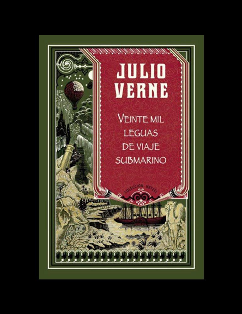 Los Libros De Julio Verne Recomendados Por La Redacción De National Geographic España
