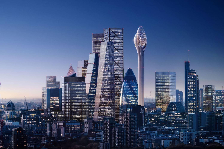 The Tulip cambiará el skyline de Londres