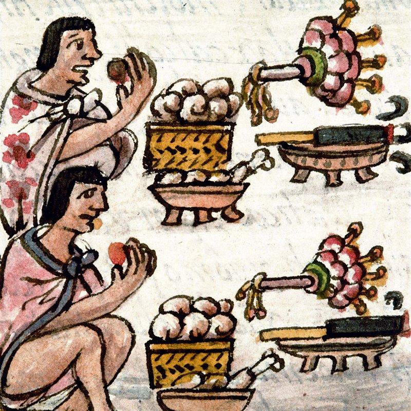 Cuauhtémoc El último Emperador De Los Aztecas