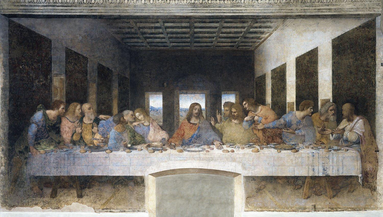 03 La última cena. Leonardo Da Vinci. Un mural codiciado