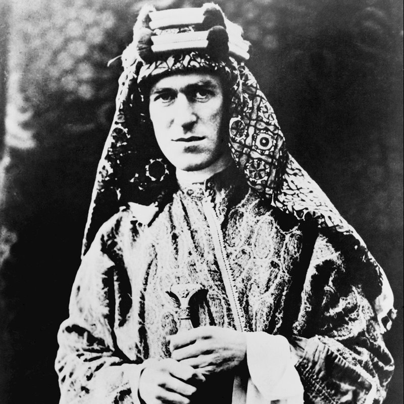 Lawrence de Arabia, de héroe a traidor