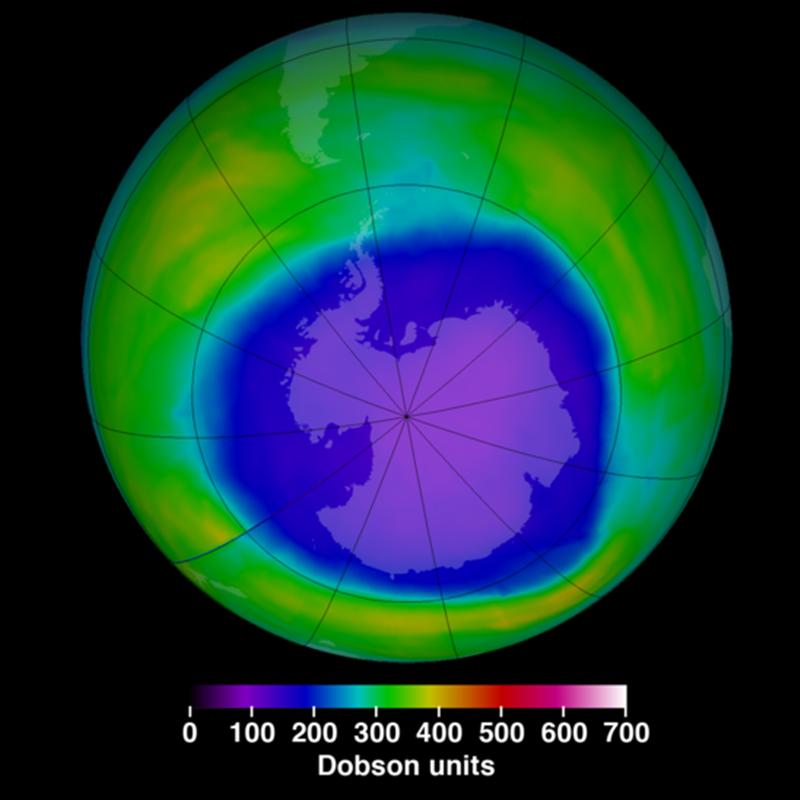 El foco de emisiones de CFC, el destructor de la capa de ozono, está en China