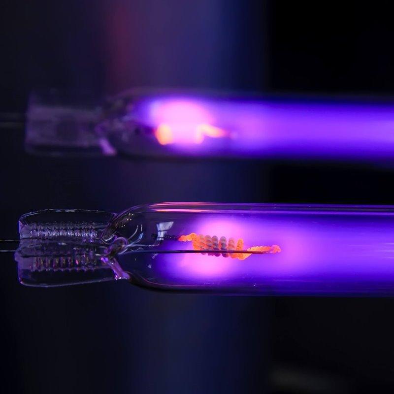Luz ultravioleta contra los virus