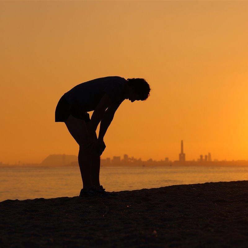 Cuando hacer deporte deja de ser saludable