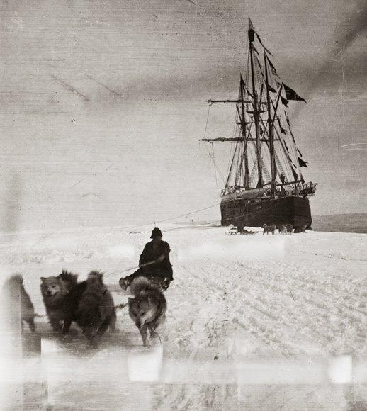 amundsen01. La carrera contra Scott