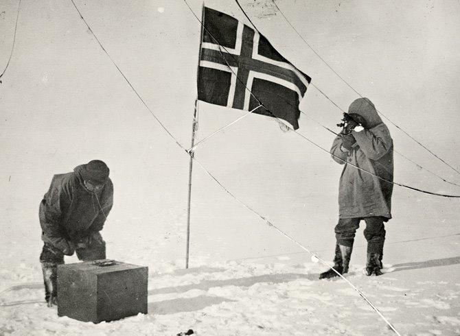 amundsen08. La cara y la cruz