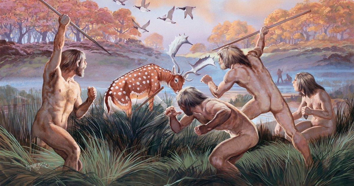 El hombre de Neandertal, mucho más humano de lo que se creía
