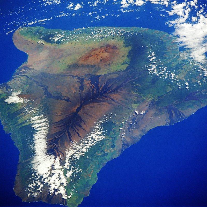 El nuevo volcán más grande del mundo