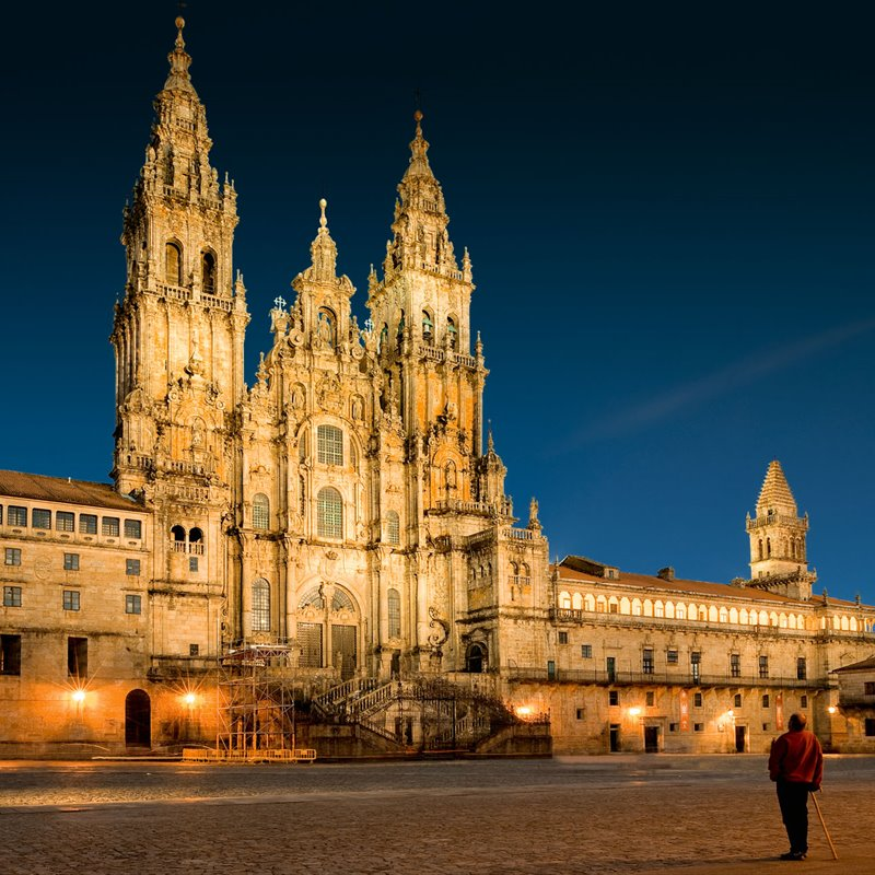 La Catedral de Santiago, la gran obra del maestro Mateo
