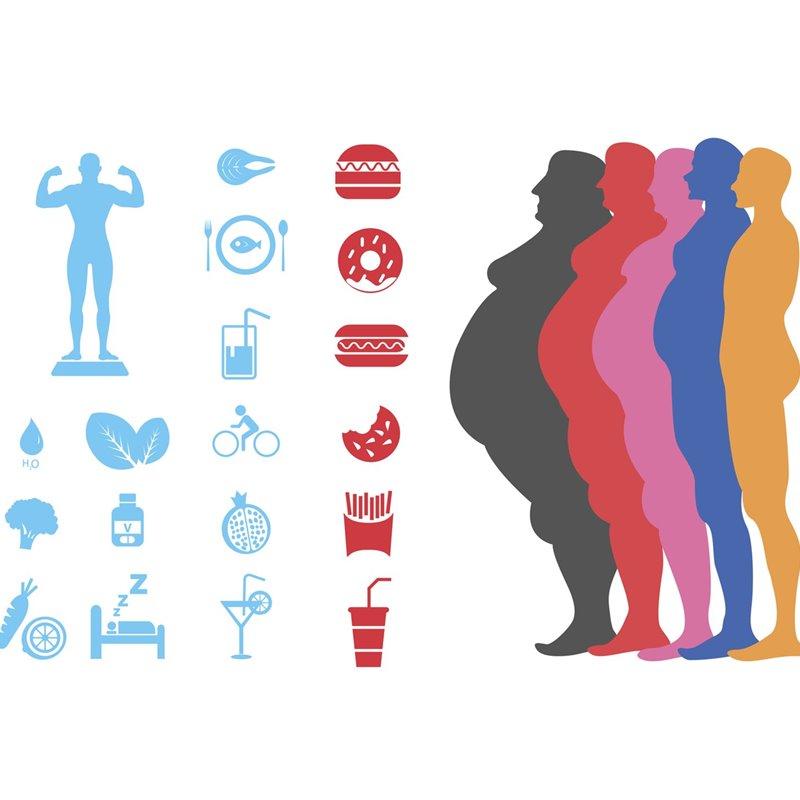 El exceso de grasa corporal incrementa el riesgo de padecer depresión