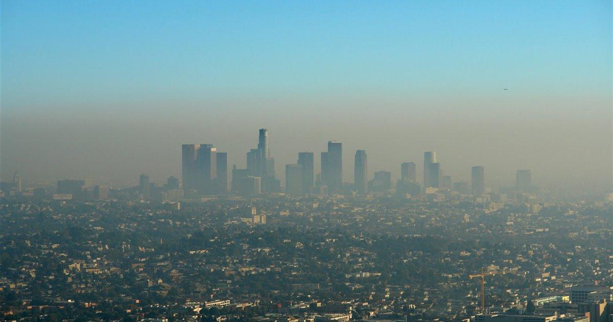 Un nuevo método para limpiar la atmósfera