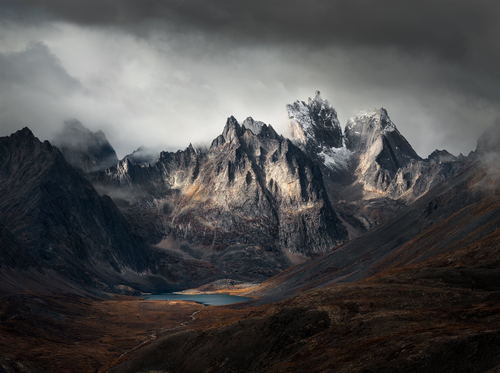 Landscape Photographer of the Year 2019 - Tercer puesto
