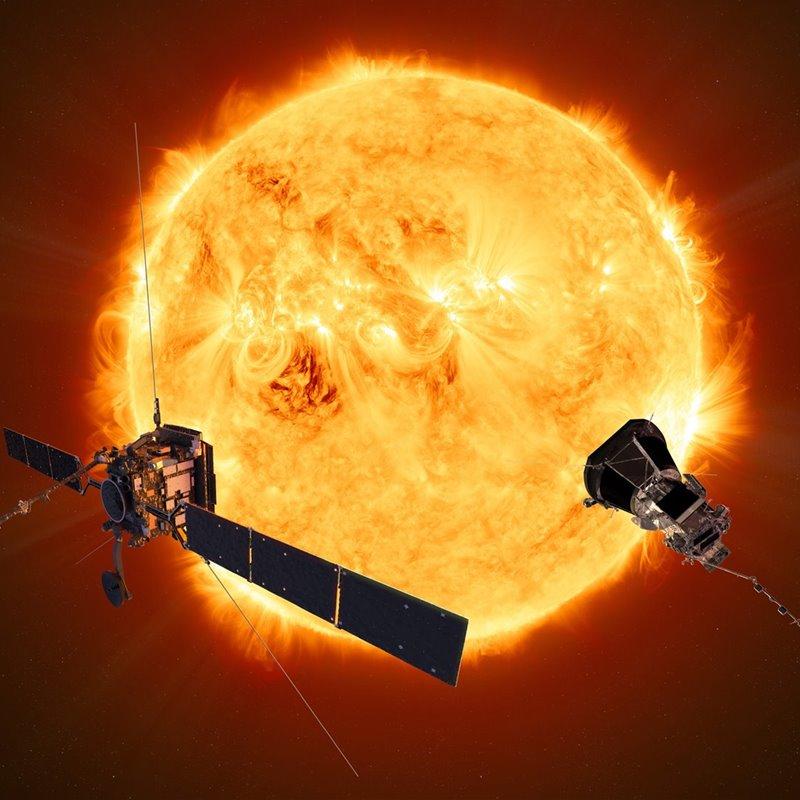 Misión Solar Orbiter: entender el sol para proteger la Tierra