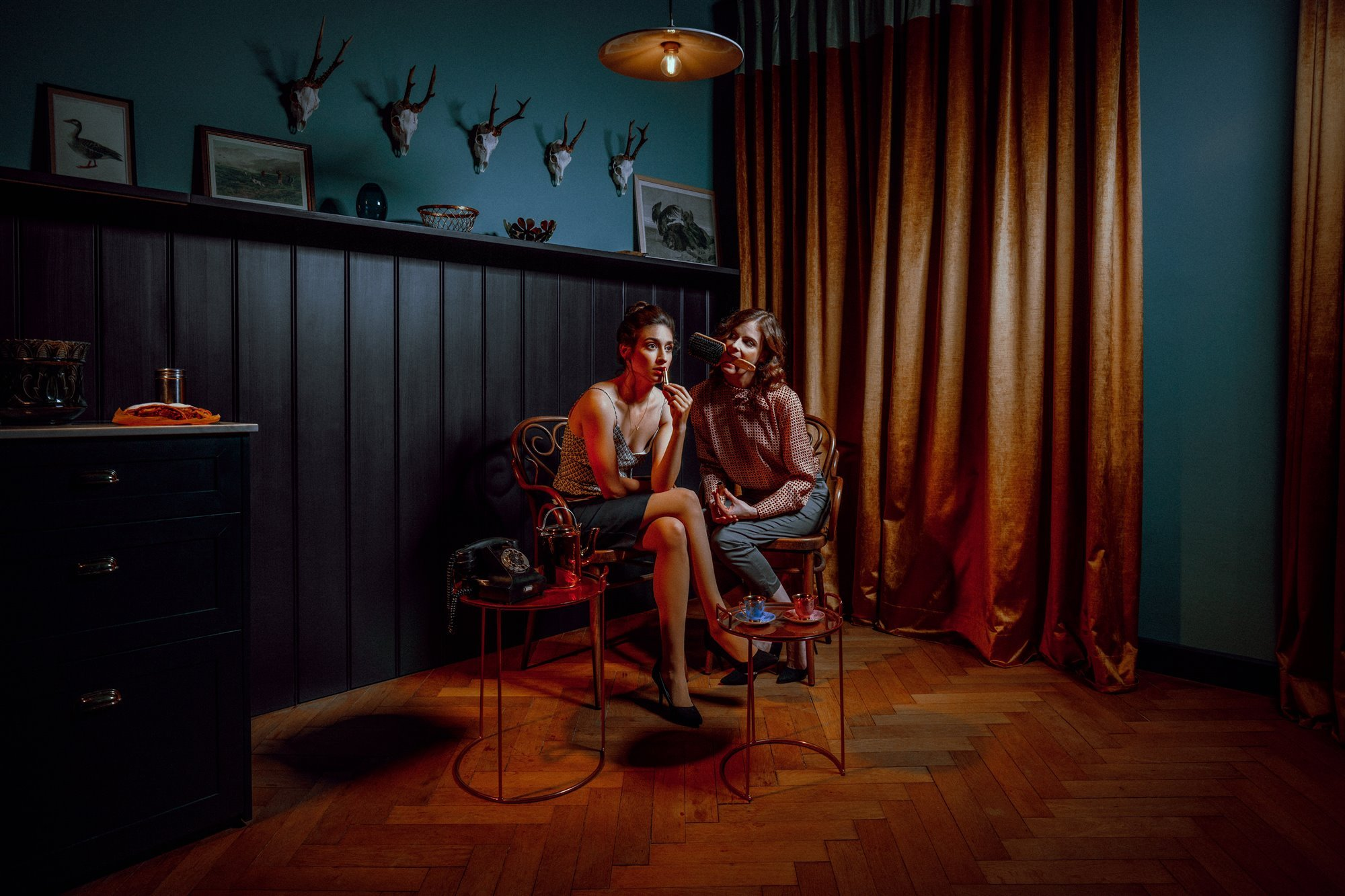 Eight Rooms – Marta Dancingerova and Andrea Bursova