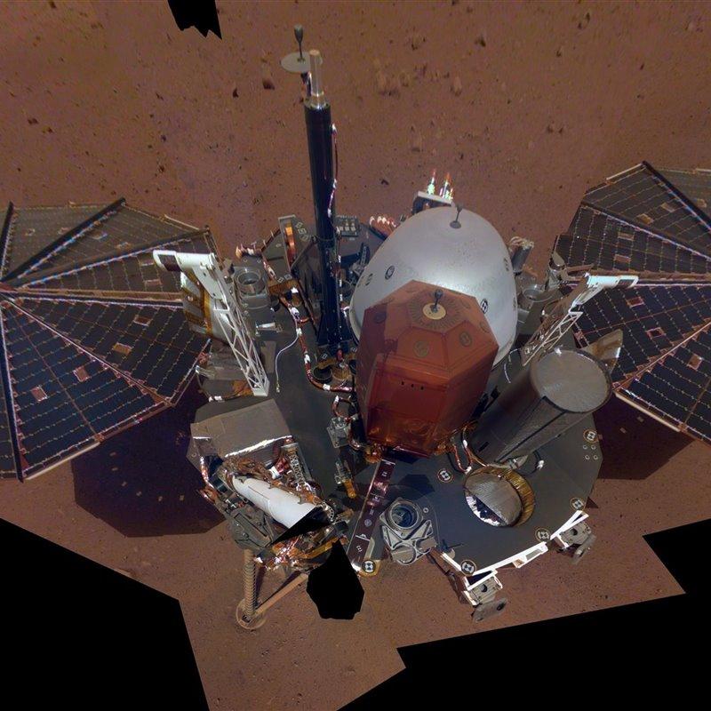 Confirmado: Marte está geológicamente vivo