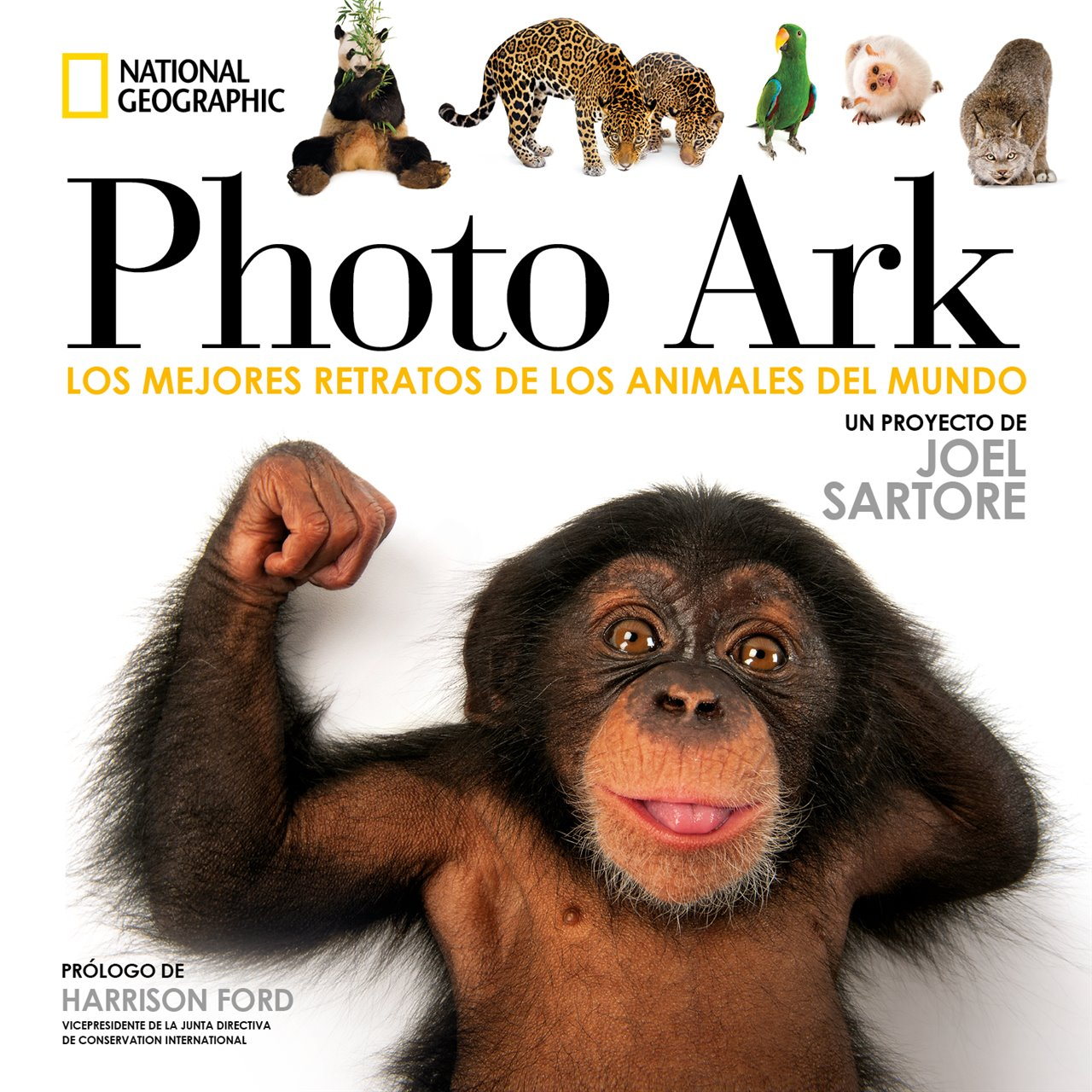Photo Ark: los animales como nunca los has visto