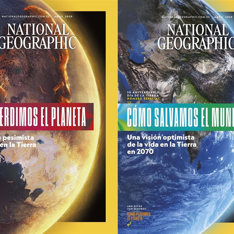National Geographic Abril 2020