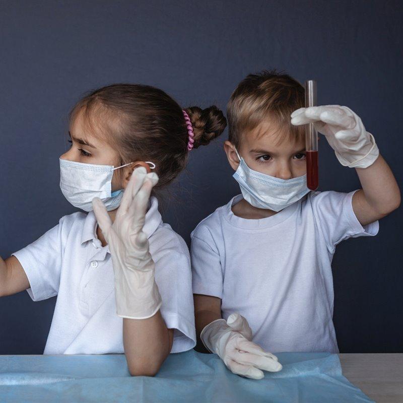 Los niños y el coronavirus, ¿por qué los jóvenes resisten mejor la ...