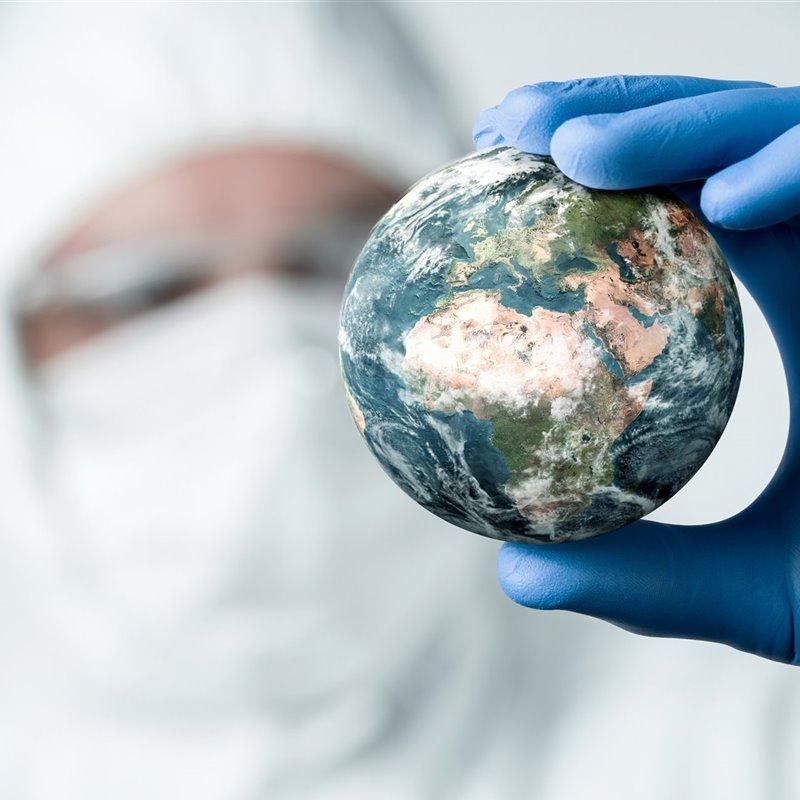 El coronavirus y el futuro del planeta