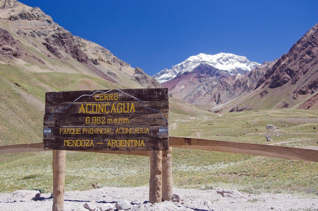 Cerro Aconcagua (6.962)
