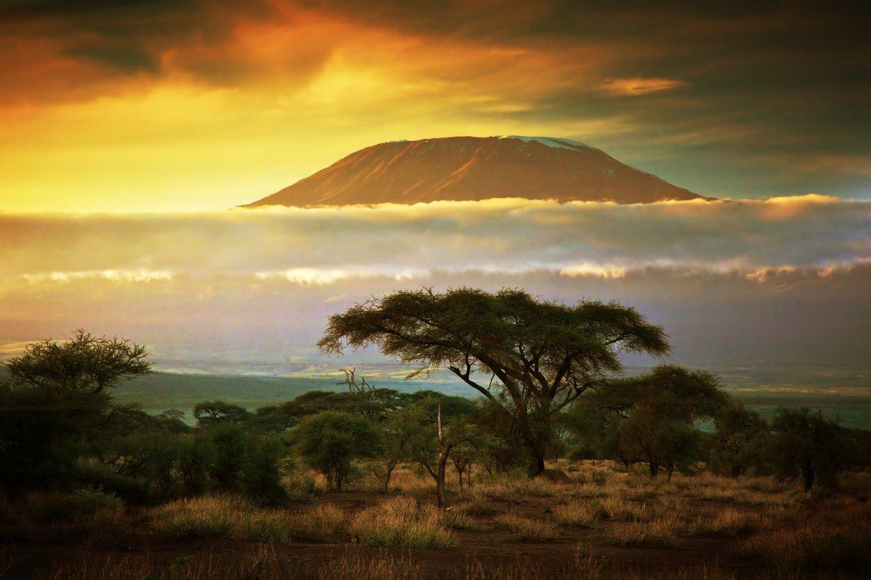 Kilimanjaro (5.895 metros)