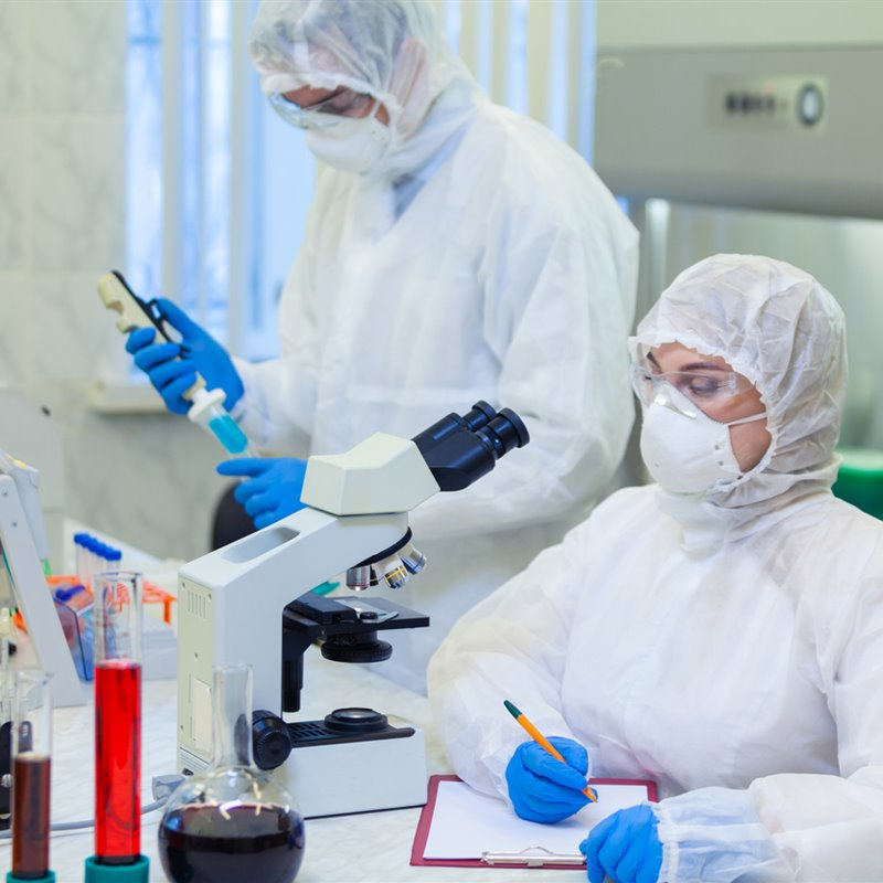 El coronavirus ni se creó, ni se escapó de un laboratorio