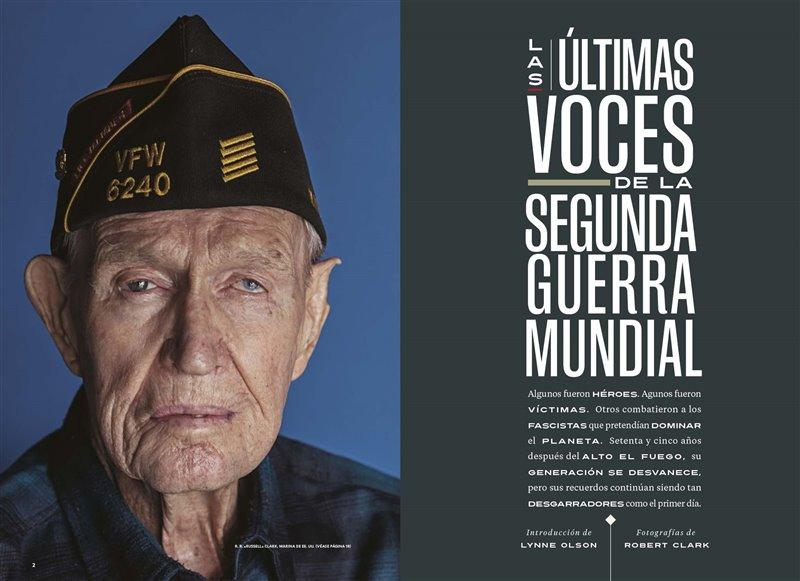 Las últimas voces de la Segunda Guerra Mundial