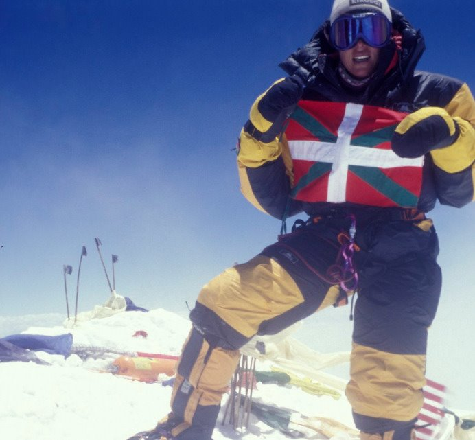 Edurne pasaban everest 2001