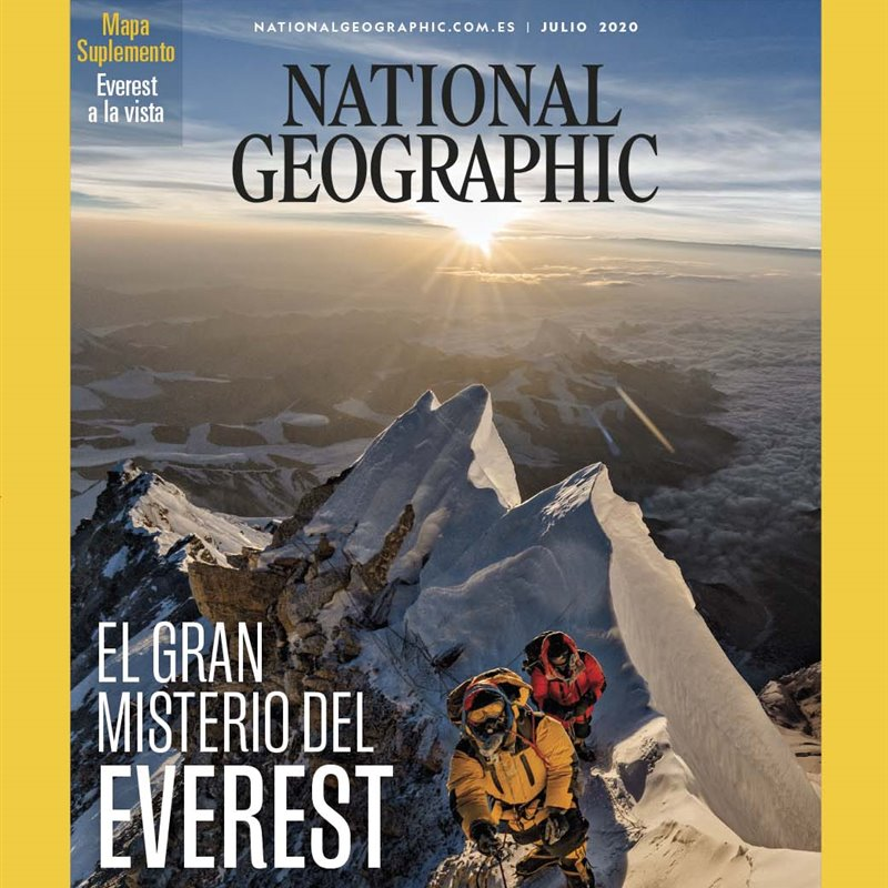 National Geographic Julio 2020
