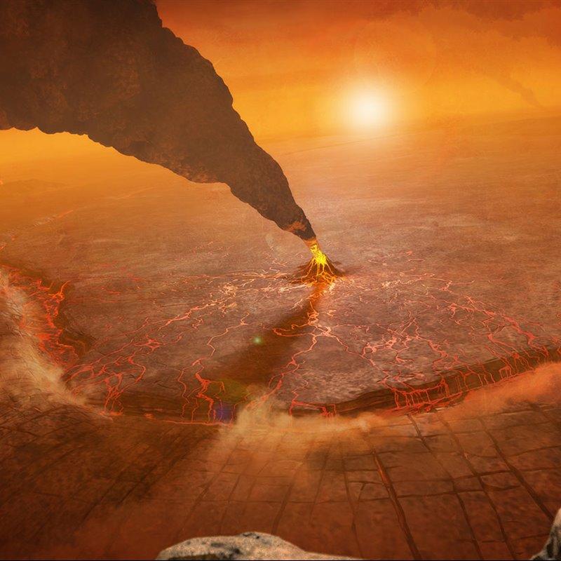¿Y si... volviéramos a Venus?